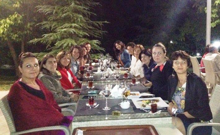 21-22 Eylül 2013 TEV/ Cumhuriyet Kız Yurdu Kolaylastırıcı Eğitimi Sonrası